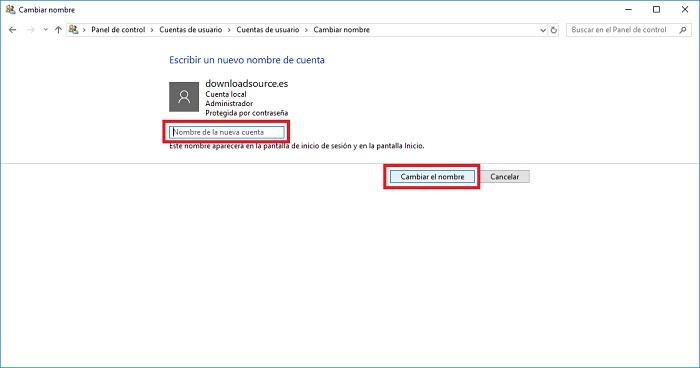 Come modificare il nome utente in un account di Windows 10? Guida passo passo 5