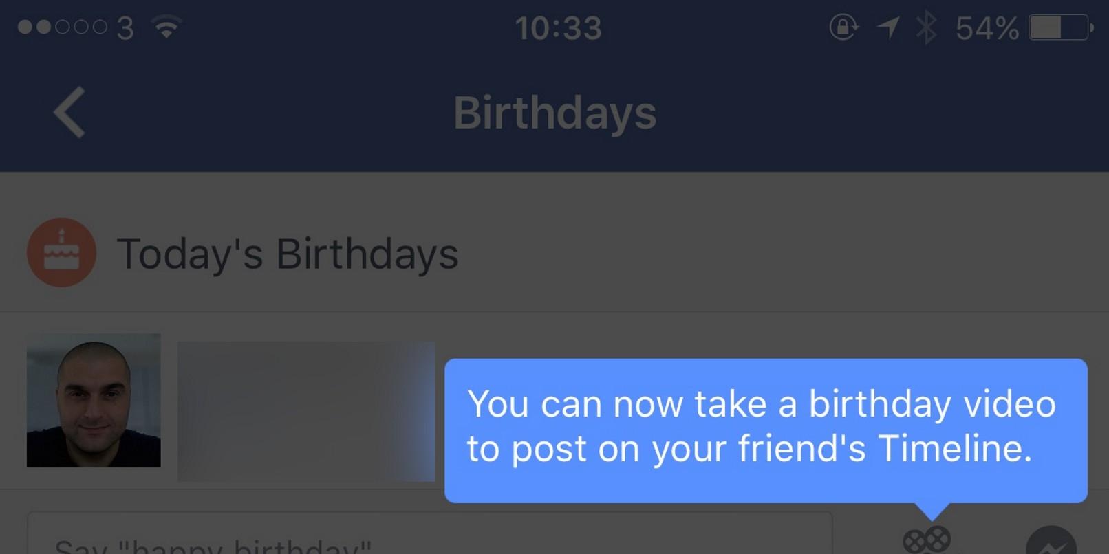 Come nascondere il tuo compleanno ed età su Facebook? 1