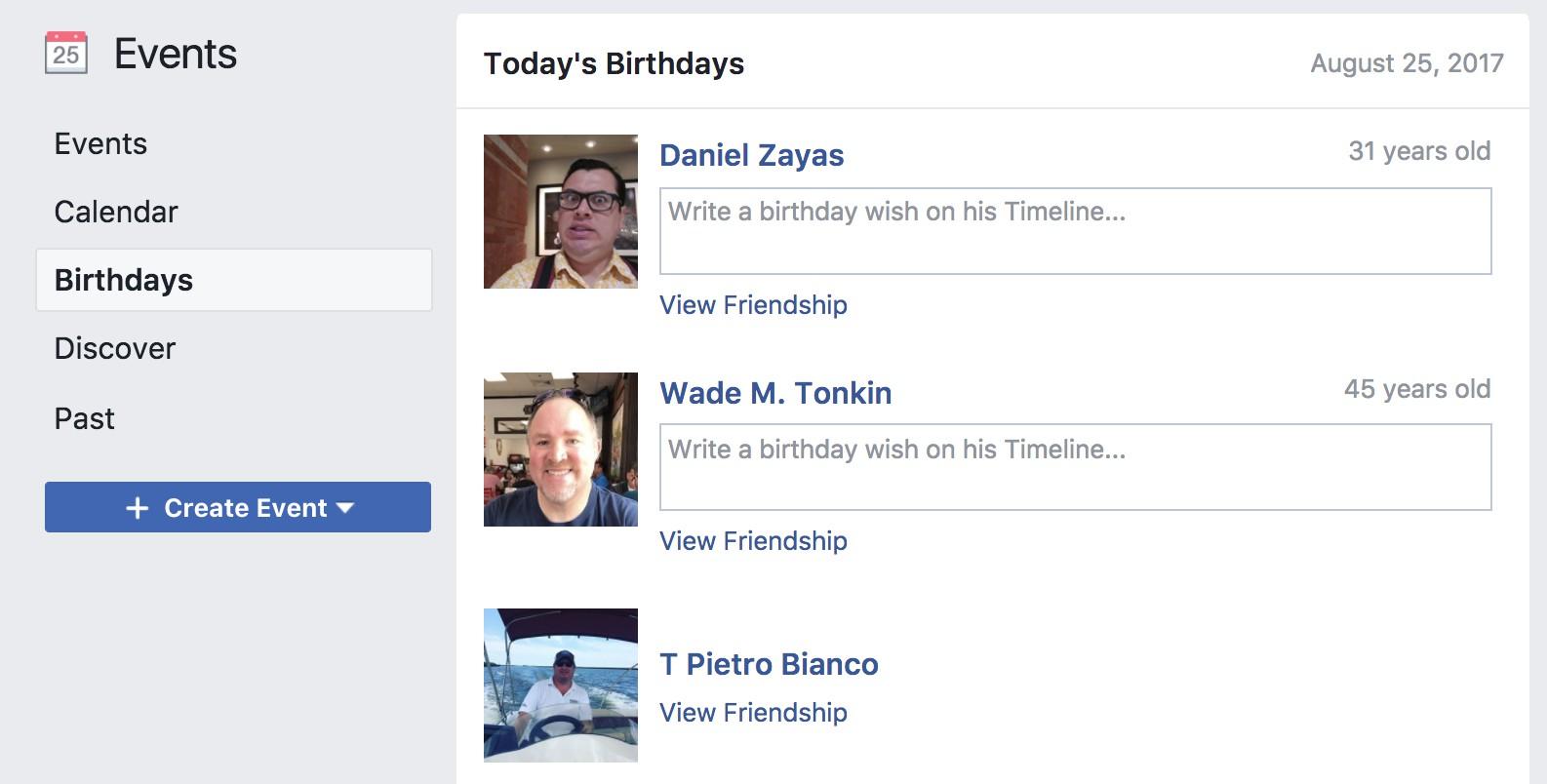 Come nascondere il tuo compleanno ed età su Facebook? 2
