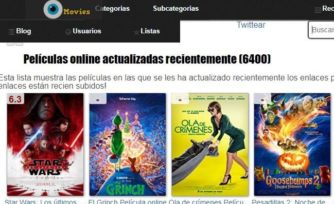 Quali sono i migliori siti Web di film per guardare film e serie online gratuitamente? Elenco 2019 22