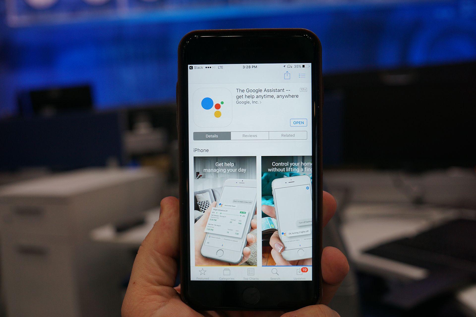 Come configurare OK Google su iOS e Android? 4