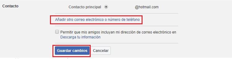 Come configurare Facebook in spagnolo e migliorare la mia privacy sui social network? Guida passo passo 8