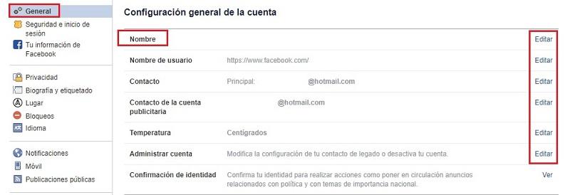 Come configurare Facebook in spagnolo e migliorare la mia privacy sui social network? Guida passo passo 5