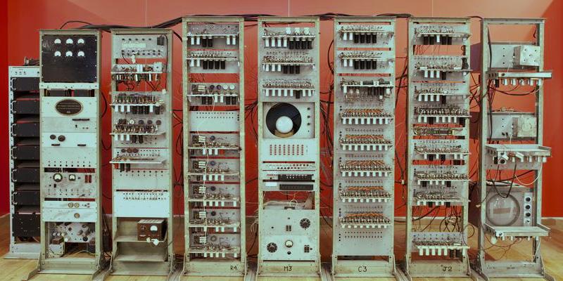 Prima generazione di computer; origine, storia ed evoluzione 8