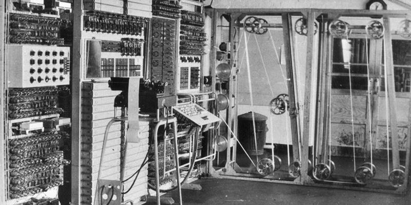 Prima generazione di computer; origine, storia ed evoluzione 4