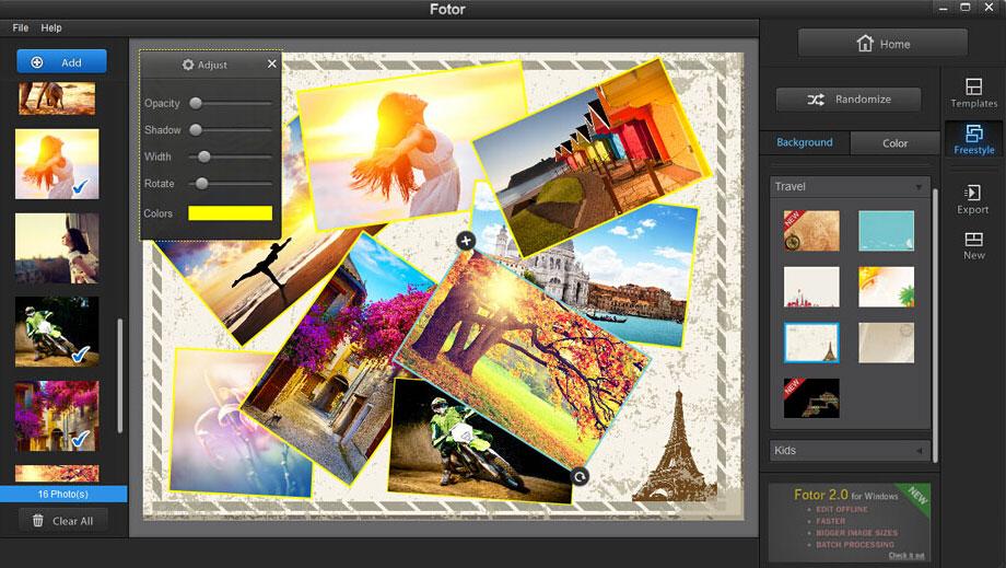 Le 5 pagine Web più complete per modificare le immagini online 1