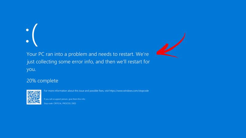 """Come correggere definitivamente l'errore """"schermata blu"""" sul tuo computer Windows? Guida passo passo 1"""