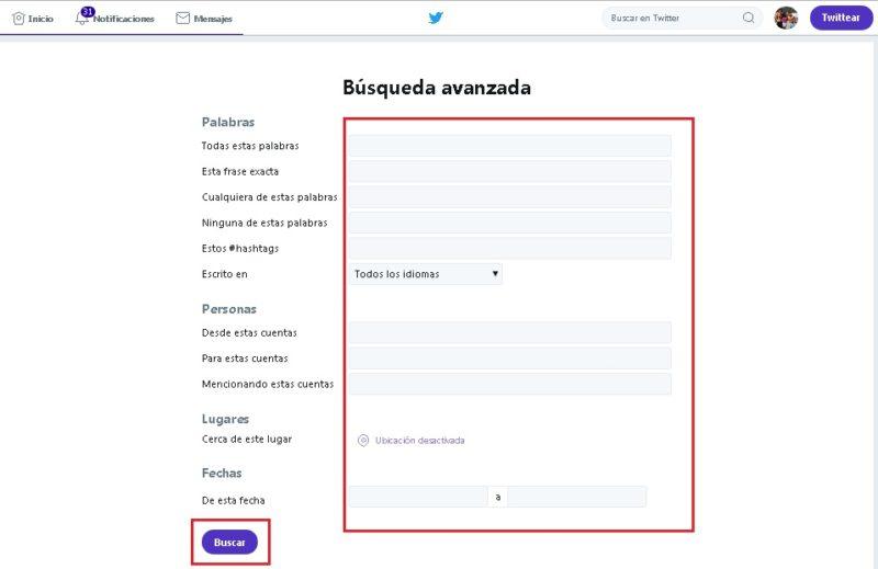 Come trovare una persona su Twitter e trovarla? Guida passo passo 9