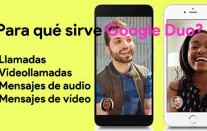 Google Duo Che cos'è, a cosa serve e come funziona? 20