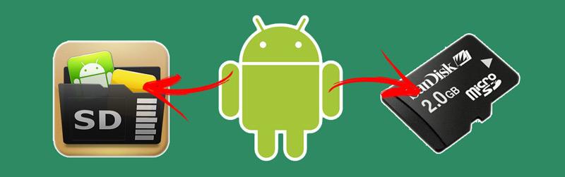 Come spostare le mie applicazioni sulla scheda SD o miniSD su un telefono o tablet Android? Guida passo passo 2