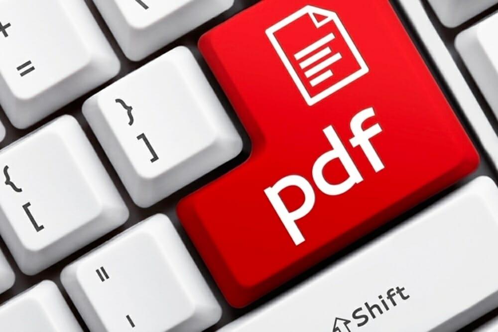 Come scrivere o modificare un file PDF? Facile e veloce 2