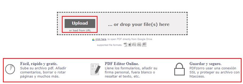Come modificare un PDF? I migliori programmi di editing online - Guida passo passo 4