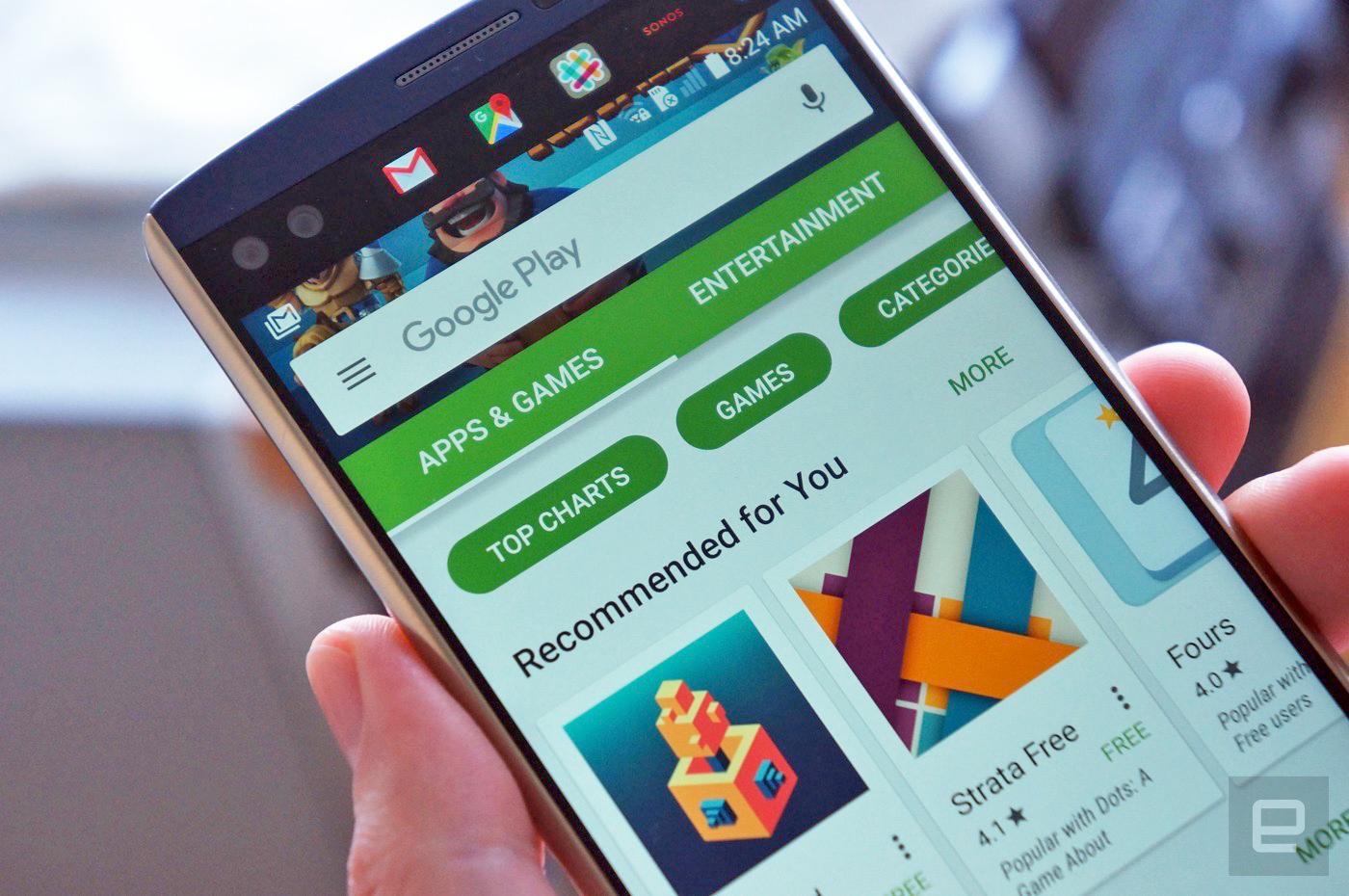 Come recuperare denaro dopo aver acquistato un'applicazione nel Play Store 1