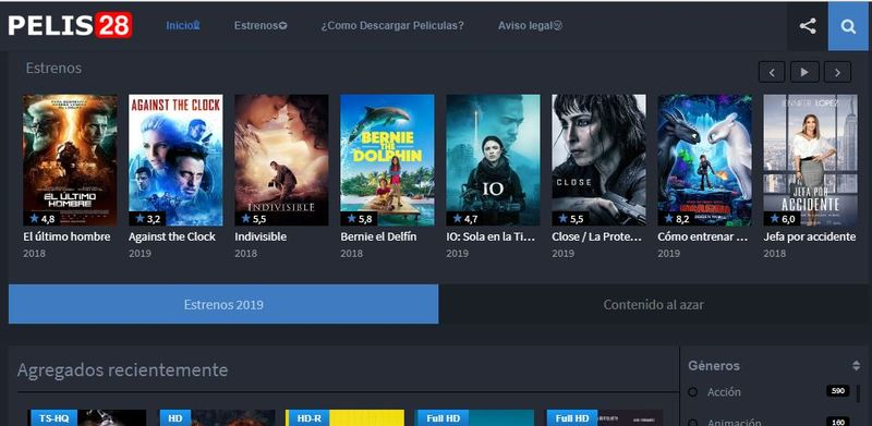 Latelete.tv si chiude Quali alternative a guardare serie e film online sono ancora aperte? Elenco 2019 4