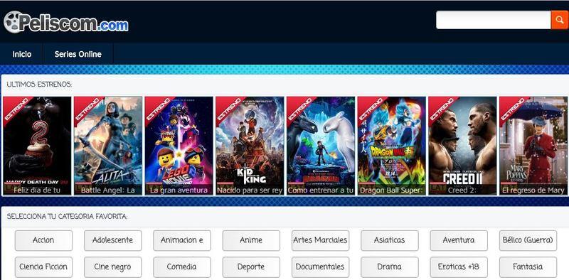Latelete.tv si chiude Quali alternative a guardare serie e film online sono ancora aperte? Elenco 2019 7