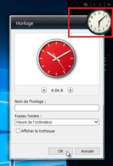 Come recuperare i famosi gadget desktop per il tuo computer Windows 10 e 8? Guida passo passo 5