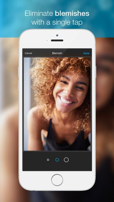 Scarica foto per iOS. Modifica le tue foto in modo facile e veloce 2