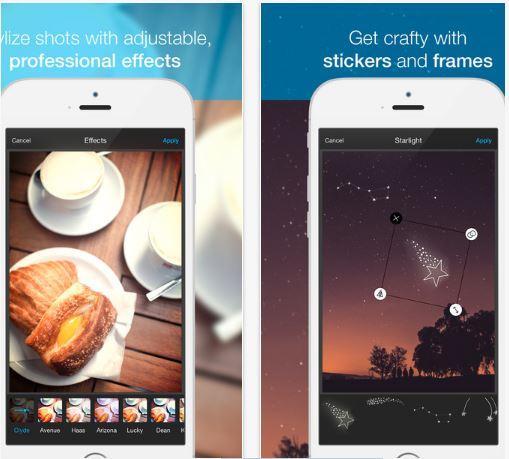 Scarica foto per iOS. Modifica le tue foto in modo facile e veloce 1