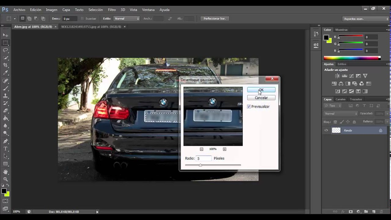 Come pixelare un'immagine con Photoshop rapidamente e facilmente 2