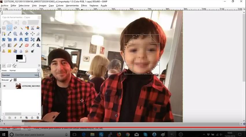 Come eseguire il pixel di un'immagine usando Paint in meno di 30 secondi 1