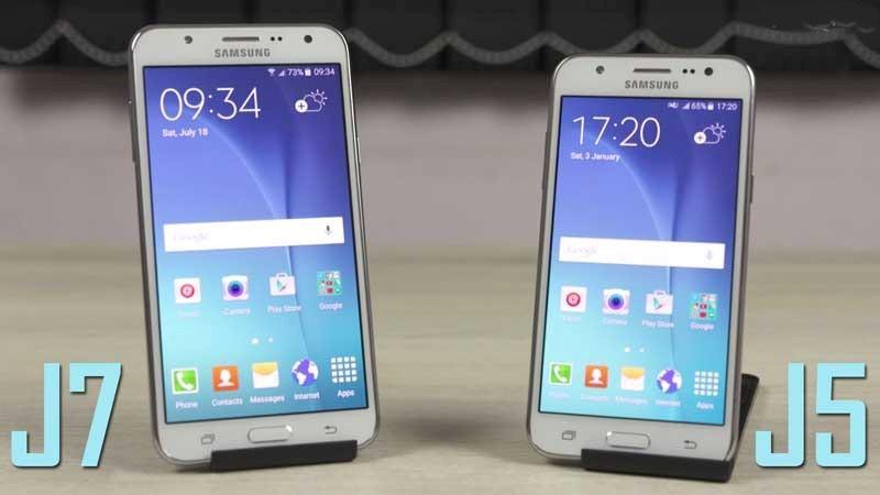 Le differenze tra Samsung J5 e J7 Prime sono le più importanti 1