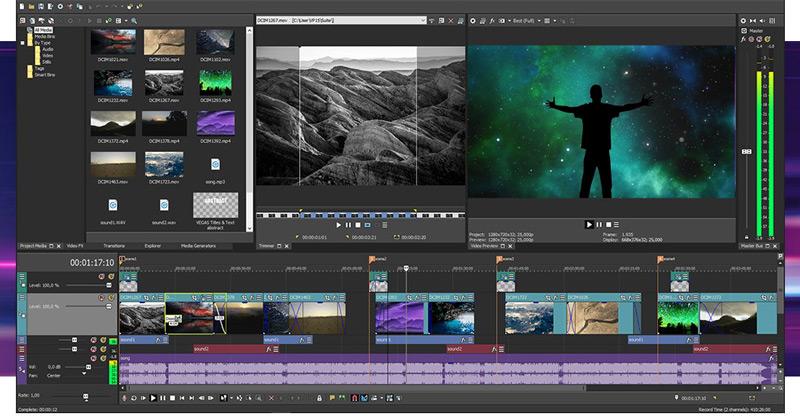 Quali sono i migliori programmi e applicazioni per modificare i video? Elenco 2019 4