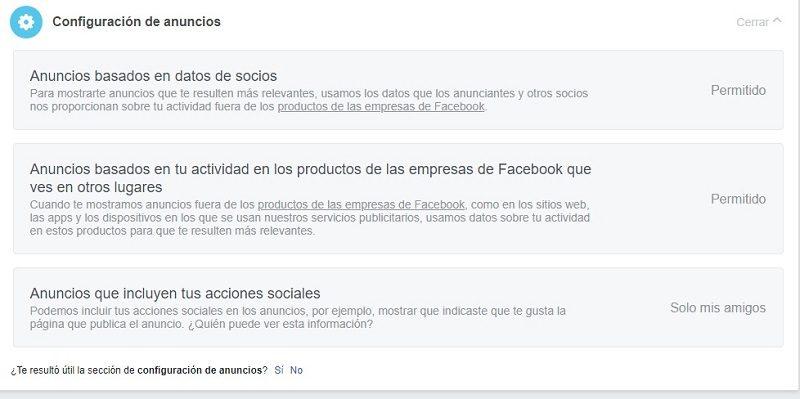 Come configurare Facebook in spagnolo e migliorare la mia privacy sui social network? Guida passo passo 19