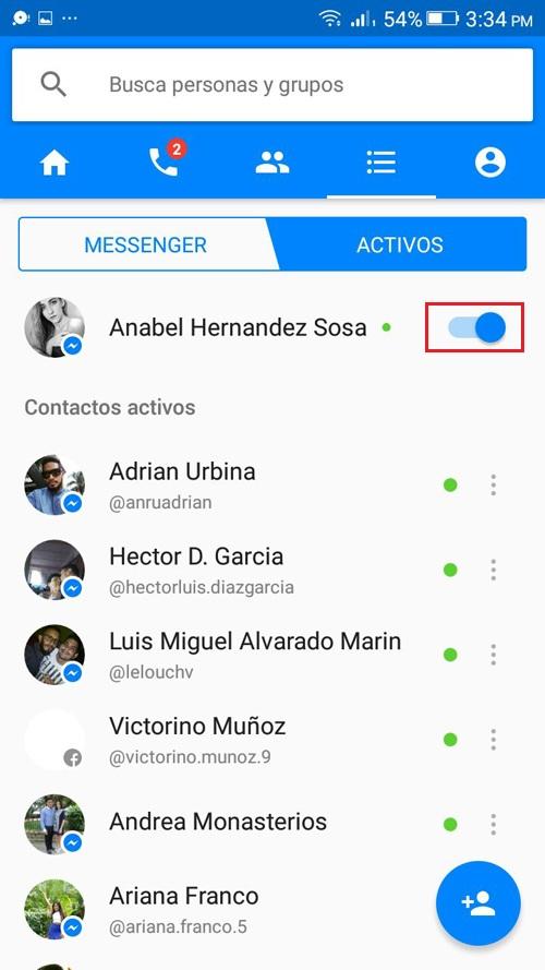 Come disabilitare Facebook Messenger per disconnettersi per un po '? Guida passo passo 4