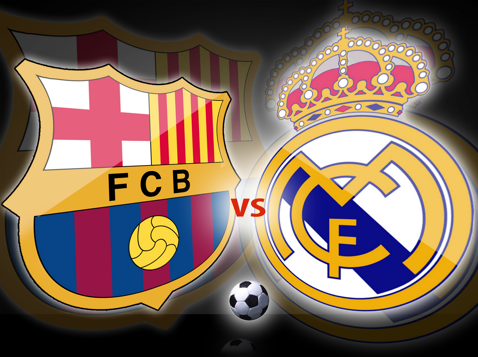 Come guardare Real Madrid vs FC Barcelona online 1