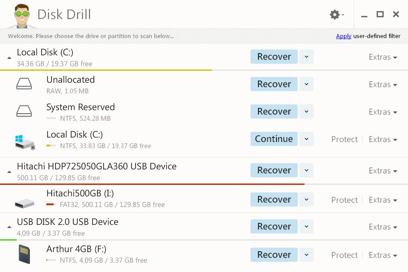 Come recuperare file e foto cancellati su PC Windows 2