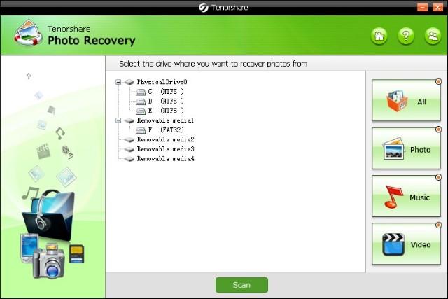 Come recuperare foto cancellate su Windows Phone [Guida rapida] 3