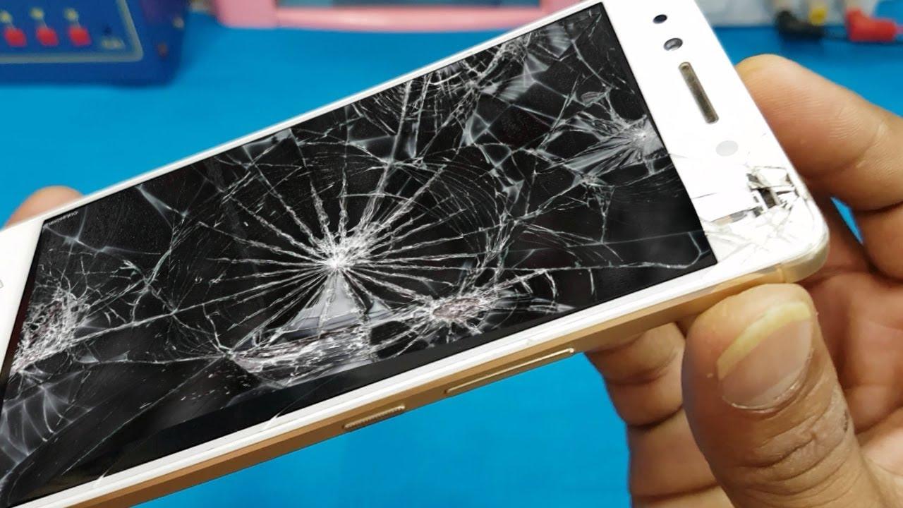 Come recuperare le foto da un telefono cellulare con lo schermo rotto? 2