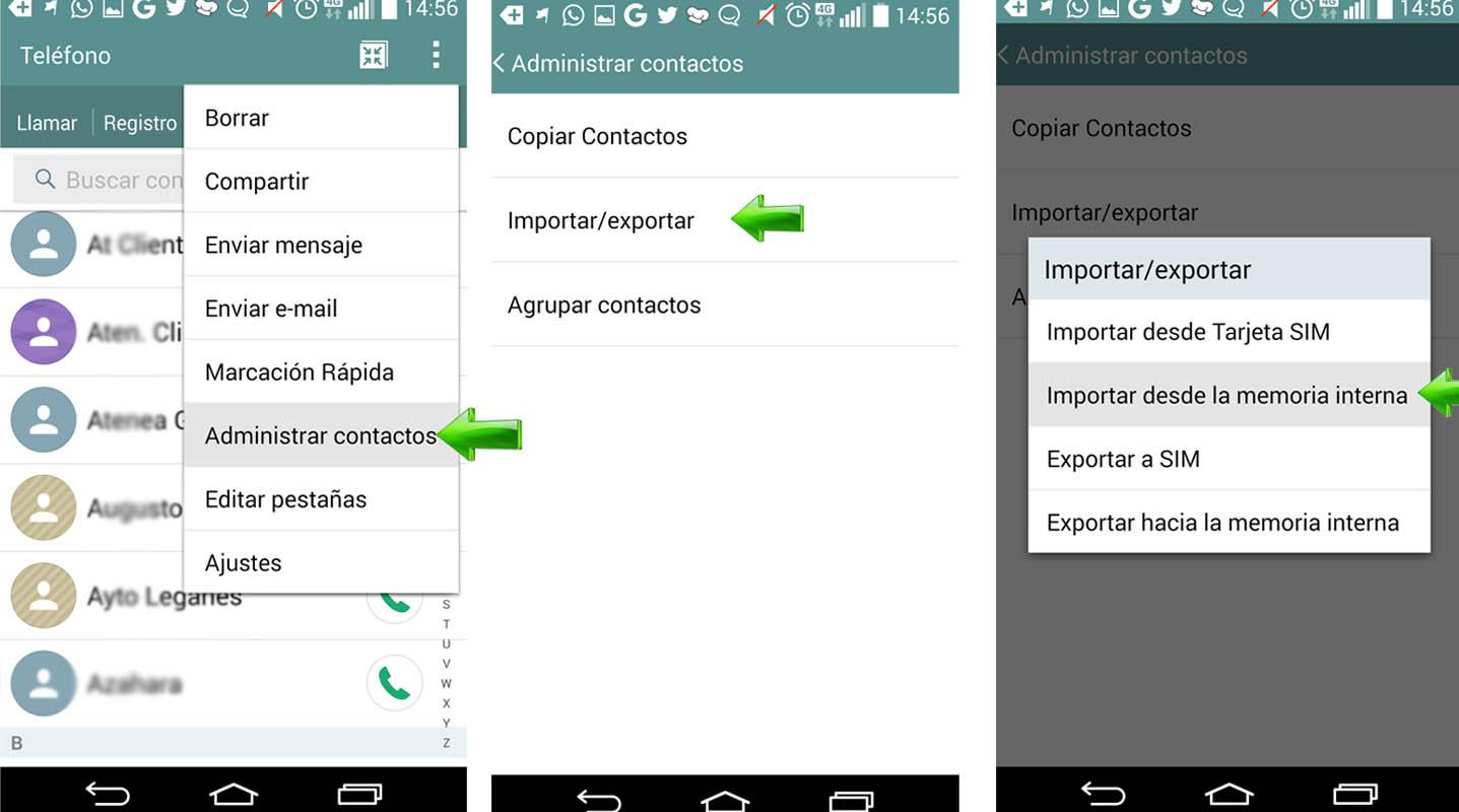 Come recuperare i numeri di telefono eliminati su iOS o Android 2