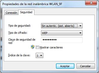 Ripristina la password WiFi nelle reti che già conosciamo 3