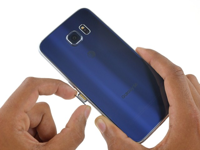 Come cambiare il display del Samsung Galaxy S6, S7, S8, S9 e S10 3