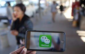 Come registrarsi su WeChat senza avere un numero di telefono 28