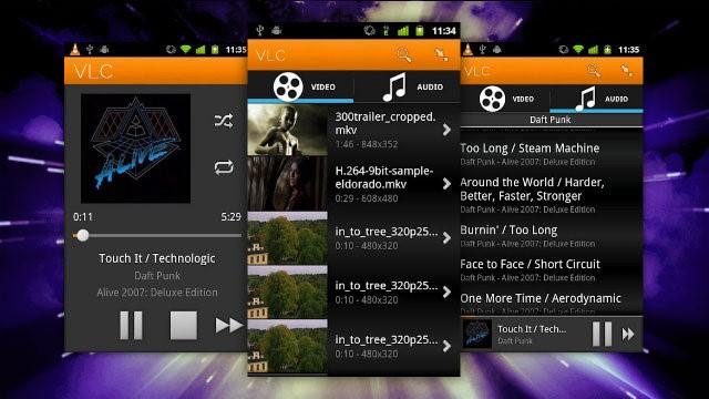I migliori lettori musicali per Android 2.3.6 2