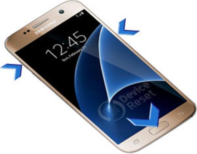 Come formattare o ripristinare l'hard disk di un Samsung Galaxy S7, S8, S8 Plus, S9 e S10 4