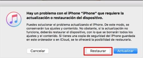 Come ripristinare iPhone 6 e ripristinare le impostazioni di fabbrica del telefono? Guida passo passo 7
