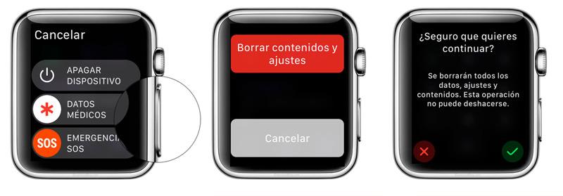 Come ripristinare Apple Watch e ripristinare le impostazioni di fabbrica dello smartwatch? Guida passo passo 2