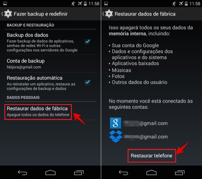 Come disabilitare la modalità provvisoria su Android? Guida passo passo 2