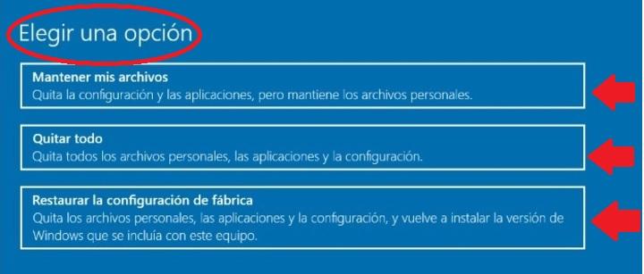 Come ripristinare Windows 10 e ripristinare le impostazioni di fabbrica del sistema? Guida passo passo 3