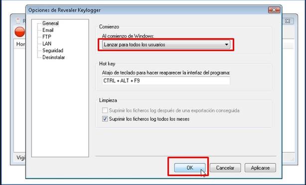 Come usare Revealer Keylogger facilmente? 1