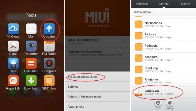 Come eseguire il root di uno Xiaomi Redmi Note 4, Redmi 4 Prime e Redmi 1S? 3