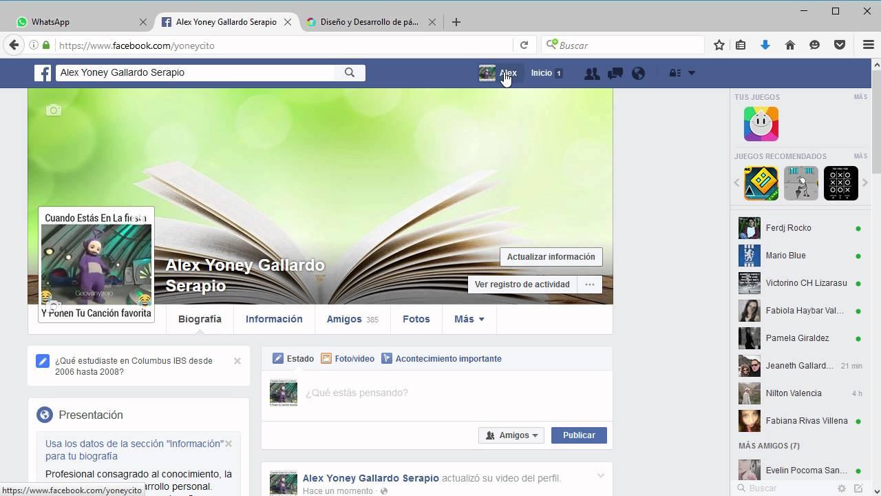 Come trovare una persona su Facebook con una foto 1