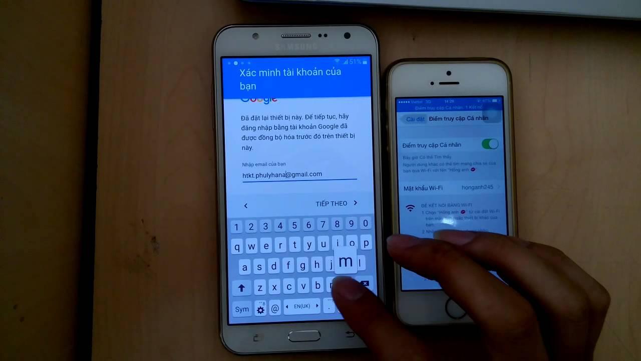 Come formattare un Samsung con l'account Google 2019 2