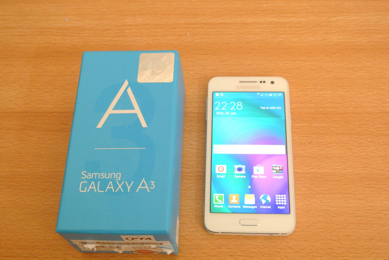 Evoluzione del Samsung Galaxy A3 2