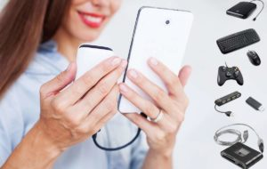 Samsung Galaxy è compatibile con cavo OTG 22