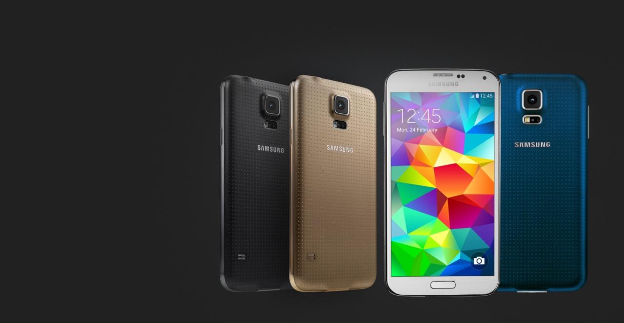 Samsung Galaxy S5 e S5 Sport si aggiornano ad Android Marshmallow 1