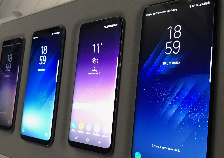 Lo schermo del Samsung Galaxy S7, S8, S9 e S10 è graffiato o NON graffiato? 3